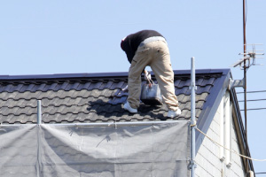 屋根塗装リフォームイメージ